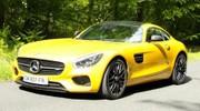 Essai AMG GTS: La nouvelle étoile filante de Mercedes