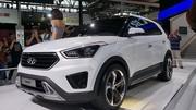 Hyundai Creta, un nouveau concurrent pour le Renault Captur