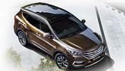 Hyundai: le nouveau Sante Fe prêt... en Corée