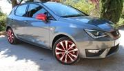 Essai Seat Ibiza 1.4 TSI ACT 150 ch (2015) : Evolution hypodermique