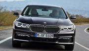 Une nouvelle BMW Série 7 plus luxueuse et plus techno