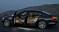 BMW Série 7 génération 5