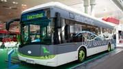 """La RATP commence à acheter ses bus """"propres"""""""