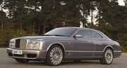 Bentley Brooklands  - Un coupé sur mesure