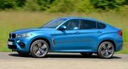 Essai BMW X6 M (2015) : 575 ch dans un SUV coupé !