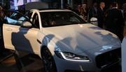 Nouvelle Jaguar XF : les photos de la soirée de lancement