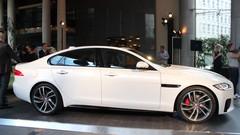 Présentation Jaguar XF :séduisante