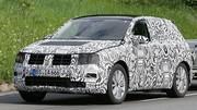 La seconde génération du Volkswagen Tiguan avance masquée