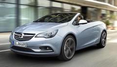 Opel : nouveau moteur 170 chevaux pour la Cascada