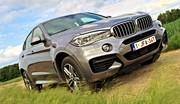Essai BMW X6 xDrive50i : La Chevauchée des Walkyries