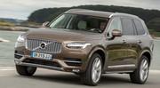 Essai Volvo XC90: Il se hisse au niveau du Q7