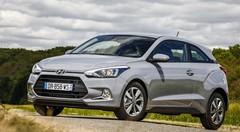 Essai Hyundai i20 coupé : manque de sel