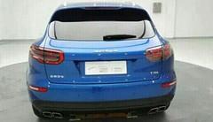 T700 : le Porsche Macan revu par le chinois Zotye