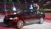 Un Range Rover spécial pour Sa Majesté la Reine Elizabeth II