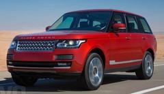 Essai nouveau Range Rover 2013