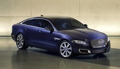 Jaguar XJ restylée : la voilà