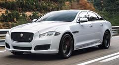 Jaguar XJ : un léger restylage pour le millésime 2016