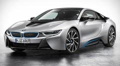 BMW : une i8 plus puissante en 2016 ?