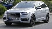 Audi SQ7 : Il tombe déjà le masque
