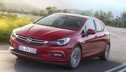 Opel Astra 2015 : les tarifs et détails sur la consommation dévoilés !