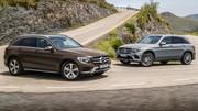 Mercedes GLC : Une succession rondement menée