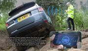 Range Rover télécommandé par smartphone