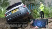 Land Rover : Télécommandez votre voiture depuis votre smartphone !
