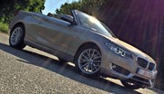 Essai BMW 220i Cabriolet : « Croisière s'amuse » plutôt que « Starsky et Hutch »