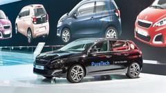 Le PSA 1.2 PureTech élu moteur de l'année 2015