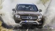 Trop singulier le Mercedes GLK ? Place au GLC plus conventionnel