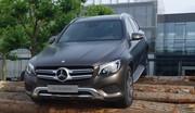 Mercedes GLC (2015) : vidéos à bord du nouveau SUV Mercedes