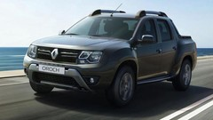 Salon Buenos Aires : Renault Duster Oroch
