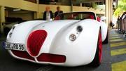 Essai d'exception : Wiesmann MF5 roadster