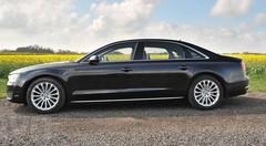 Essai Audi A8 L W12