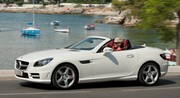 Essai Mercedes SLK 250 CDI