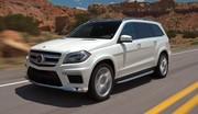 Essai : Mercedes GL 500