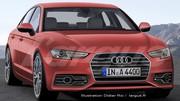 Nouvelle Audi A4 (2015) : Que va-t-elle apporter ?