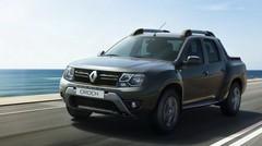 Renault Duster Oroch : officiel