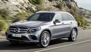 Mercedes: Le GLC remplaçant du GLK