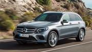 Prix Mercedes GLC (2015) : des tarifs à partir de 44 000 €