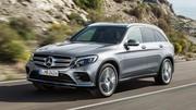 Prix Mercedes GLC : Départ haut perché