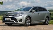 Essai Toyota Avensis 2015 : Nouveau souffle