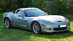 Marche arrière : La Corvette C6 Z06