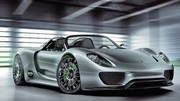 Porsche 918 Spyder : la supercar n'est plus produite