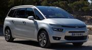 Essai Citroën Grand C4 Picasso BlueHDI 120 EAT6 : petit coeur pour grands espaces