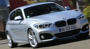 Essai BMW 125d Auto. Lounge 3-portes : Souffle à revendre