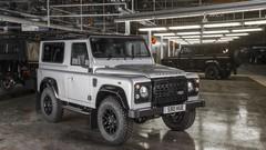 Le 2.000.000e Land Rover Defender sera unique