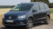 Essai Volkswagen Sharan restylé : occuper l'espace