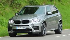 Essai BMW X5 M (2015) : Bestialité à maîtriser
