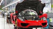 Porsche 918 Spyder : la production touche à sa fin